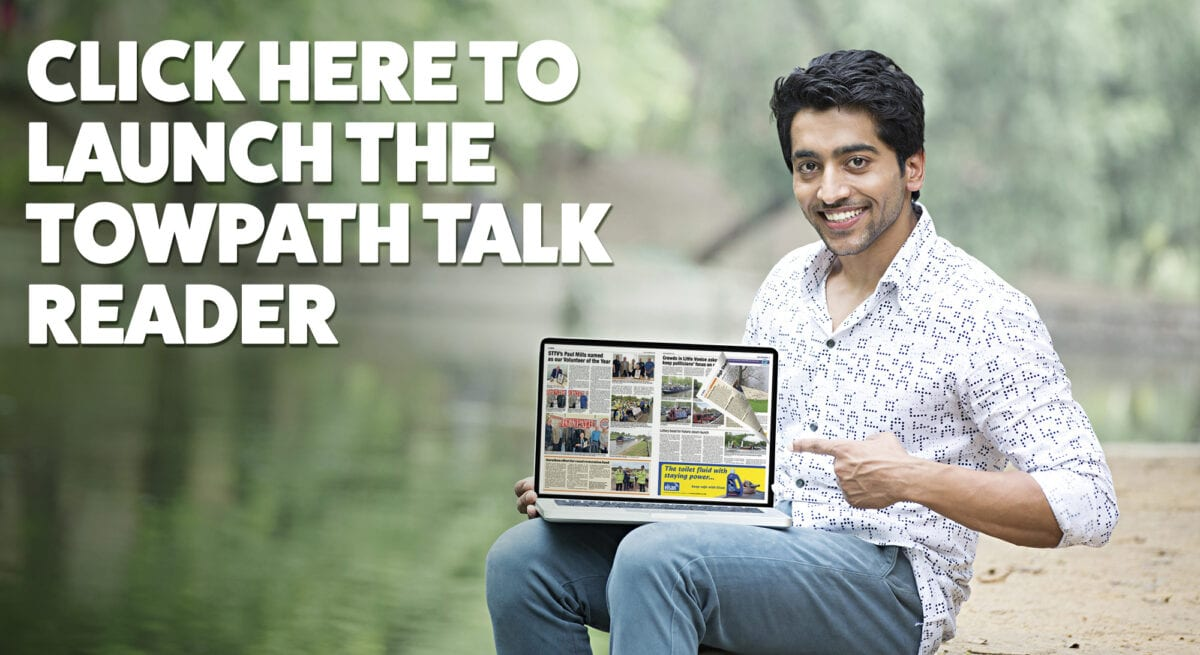 Latest issue – Towpath Talk