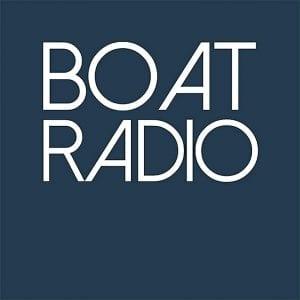 116 Boat radio logo