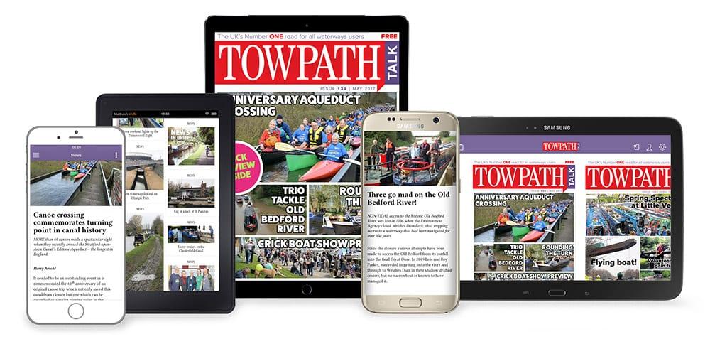 towpath app