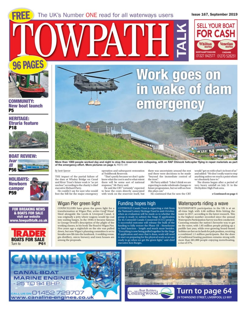 Towpath Talk Cover