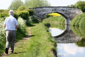 Summer fun on Cheshire's canals