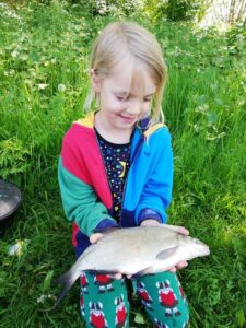 Let's fish on Cheshire's canals
