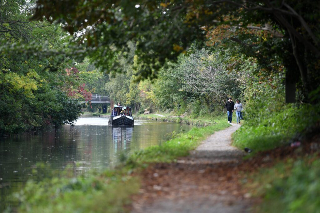 Hayes Grand Union Canal