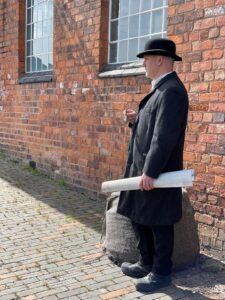 Canal re-enactments on Cheshire's canals