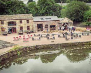 Burnley Canal Wharf