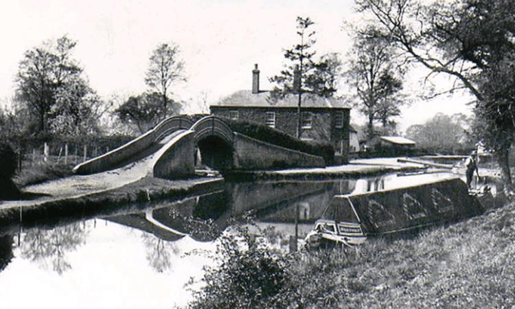 The Braunston Stophouse. Photo: Richard Thomas Collection