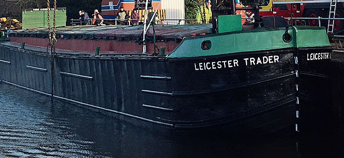 Leicester Trader