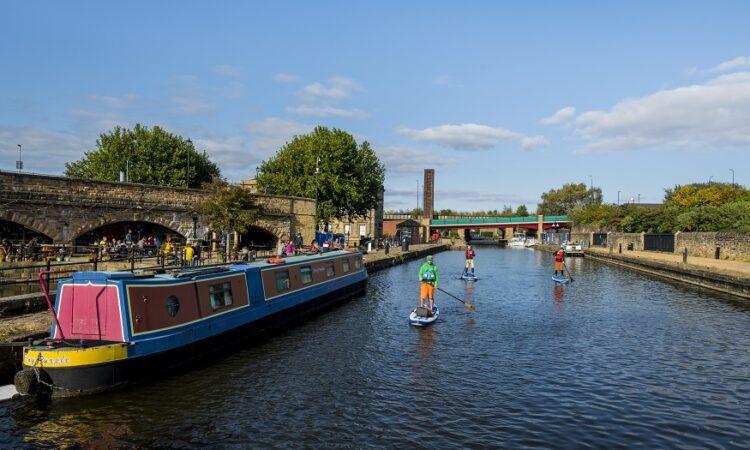Sheffield waterfront festival