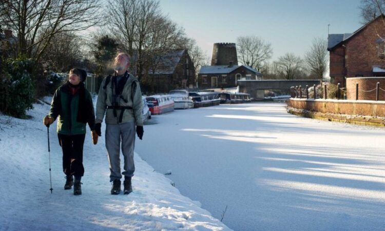 Canal & River Trust Winter